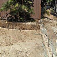 Retaining Wall Build San Diego