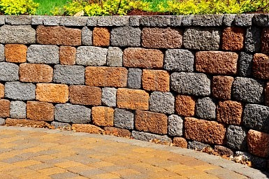 Retaining Wall 4