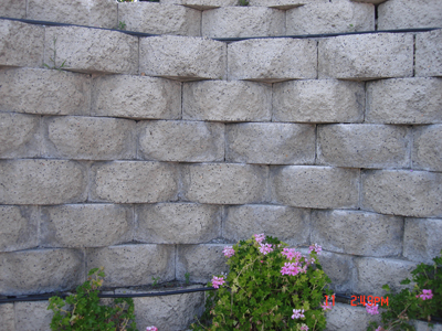 Retaining Wall Gallery Picture 4