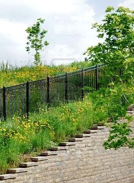 Retaining Wall Landscape 8